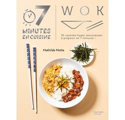 Achat en ligne Livre Wok