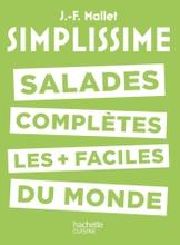 Achat en ligne Simplissime les salades complètes les plus faciles du monde