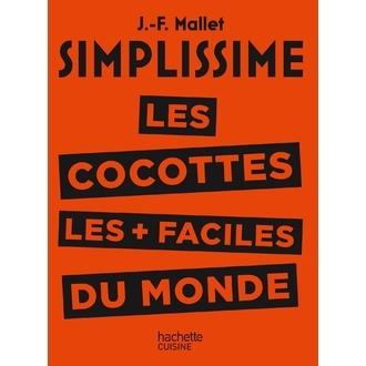 Hachette - livre de cuisine simplissime les cocottes les plus faciles du monde