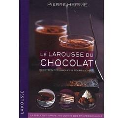 Achat en ligne Le livre du Chocolat par Pierre Hermé