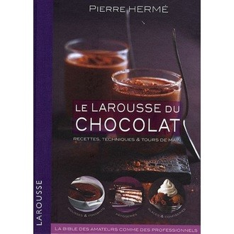 Le livre du Chocolat par Pierre Hermé