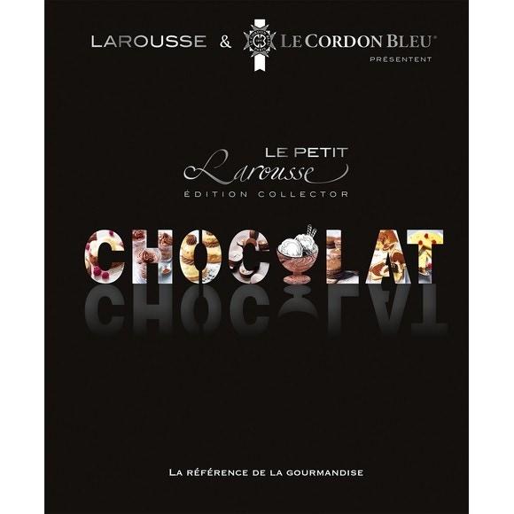 Livre de cuisine Le petit chocolat