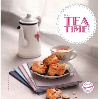HACHETTE - Livre It's tea time