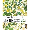 Livre de cuisine Les bienfaits des jus de légumes et fruits