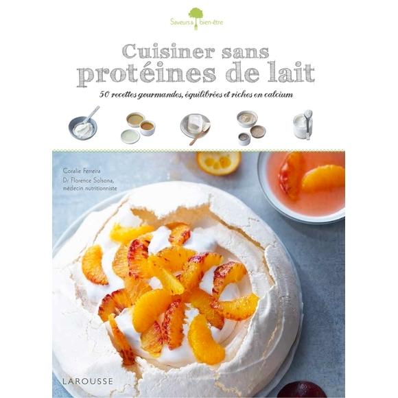 Achat en ligne Livre de cuisine Cuisiner sans proteines de lait