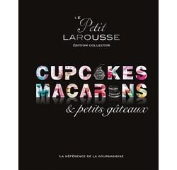 Achat en ligne Livre de cuisine Cupcakes macarons & petits gâteaux