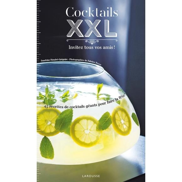 Livre Cocktails XXL