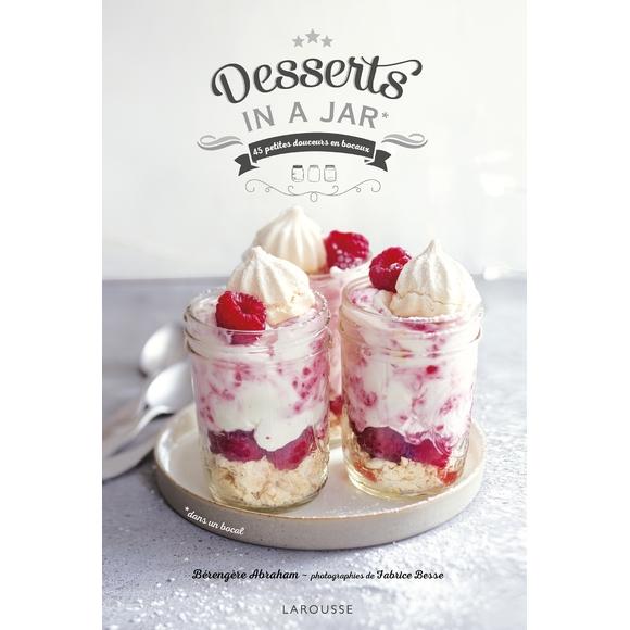 Achat en ligne Livre de cuisine desserts In A Jar