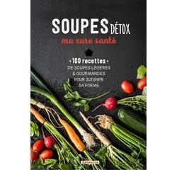 Achat en ligne Livre de cuisine Soupes Détox