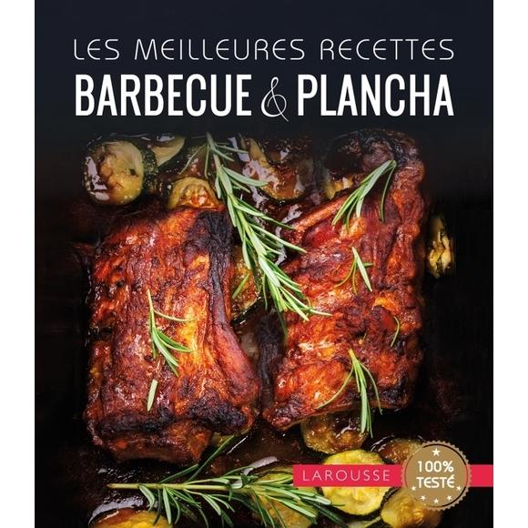 Livre de cuisine Barbecue et plancha
