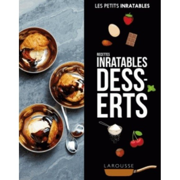 recettes inratables desserts