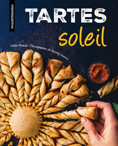 Achat en ligne Livre de cuisine Tarte soleil