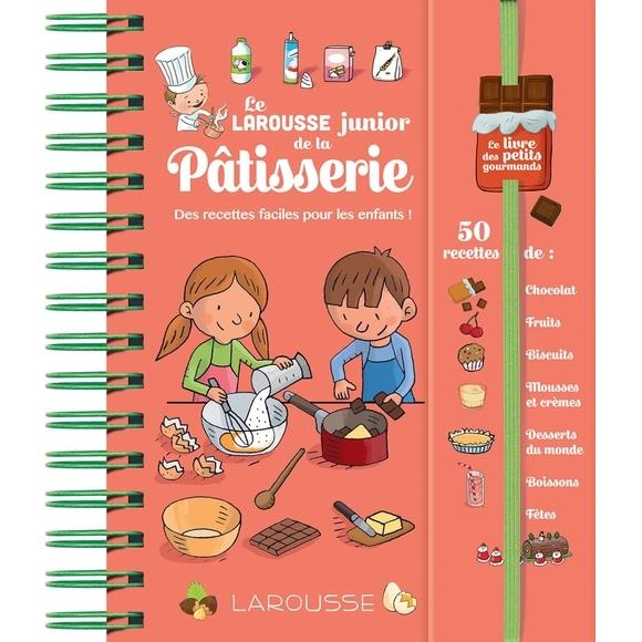 Achat en ligne Livre Junior de la Pâtisserie