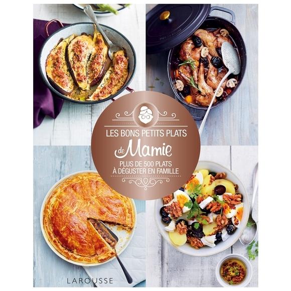 Achat en ligne Livre Les bons petits plats de mamie