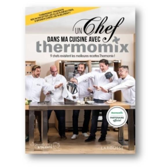 Livre Le Chef Thermomix