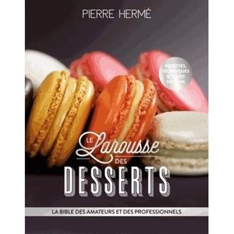 Liv. Larousse des desserts