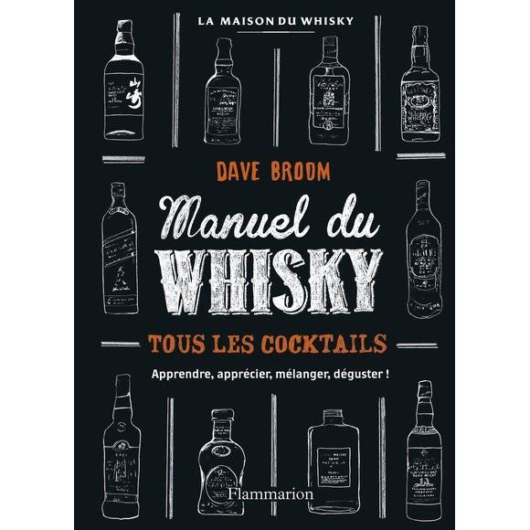 Livre manuel du whisky