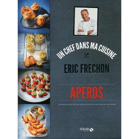 Livre de cuisine Apéros