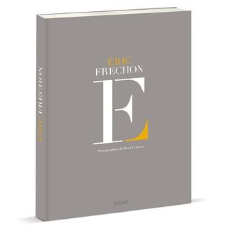 Livre de cuisine Eric Frechon