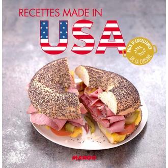 MANGO - Livre de cuisine Recettes made in USA