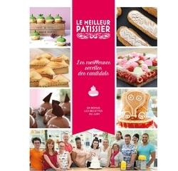 Achat en ligne Livre Le Meilleur Pâtissier, les candidats, saison 5