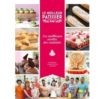 Livre Le Meilleur Pâtissier, les candidats, saison 5