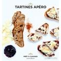 Livre de cuisine Tartines apéros