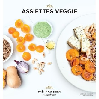 Livre de cuisine Assiettes veggie