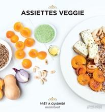 Achat en ligne Livre de cuisine Assiettes veggie
