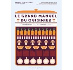 Achat en ligne Le grand manuel du Cuisinier