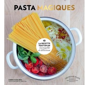 Livre de cuisine Pasta magiques