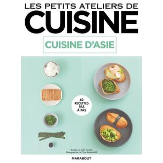 Livre de cuisine Cuisine d'Asie