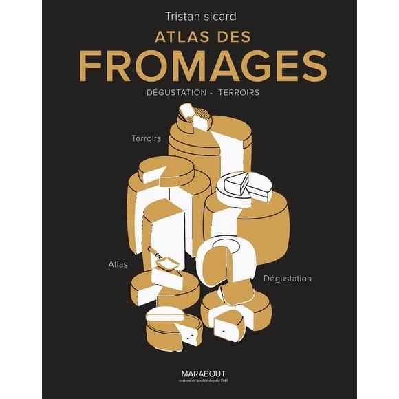 Achat en ligne Liv.Atlas des fromages