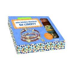 Achat en ligne Kit créatif mon double bracelet en liberty