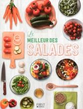 Achat en ligne Livre de cuisine Le meilleur des salades