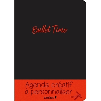 Carnet à customiser Bullet journal