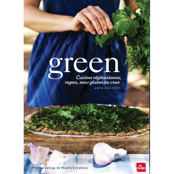 Green, cuisine végétarienne, sans gluten, souvent vegan