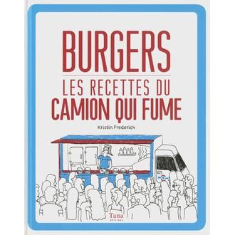 Livre de cuisine Burgers du camion qui fume