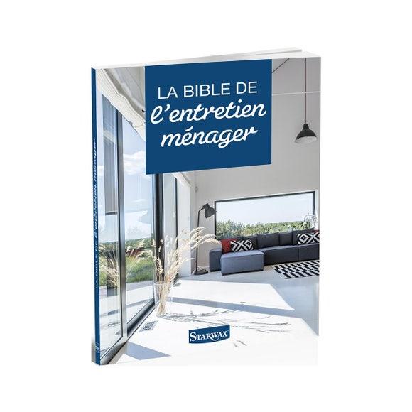 Achat en ligne Bible de l'entretien ménager