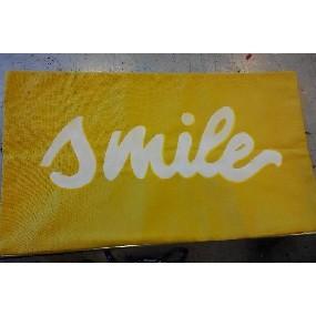 Mon coussin smile :)