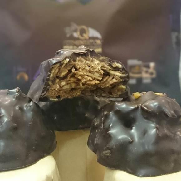 Rochers chocolats
