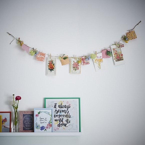 Achat en ligne Mon pêle-Mêle fleurs
