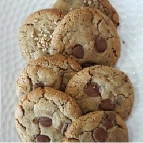 Cookies extra moelleux au beurre de cacahuète