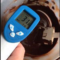Les sucettes au chocolat