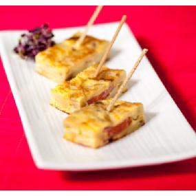 Tortillas  pommes de terre chorizo