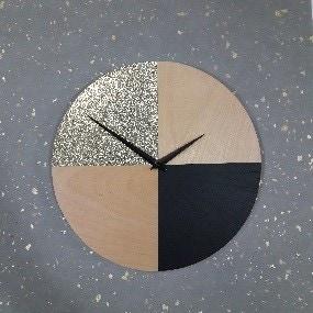 Mon horloge personnalisée