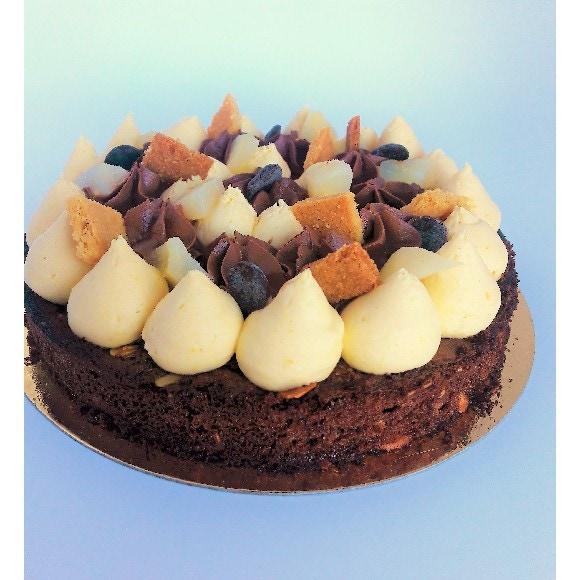 Tarte zodiesque poire chocolat