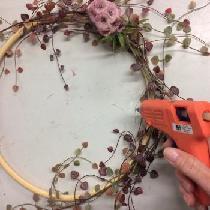 Mes couronnes de fleurs