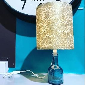 Ma lampe vase