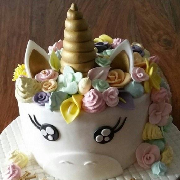 Recette Molly Cake Licorne à La Vanille Mousse Au Chocolat Aux